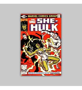 The Savage She-Hulk 12 1981