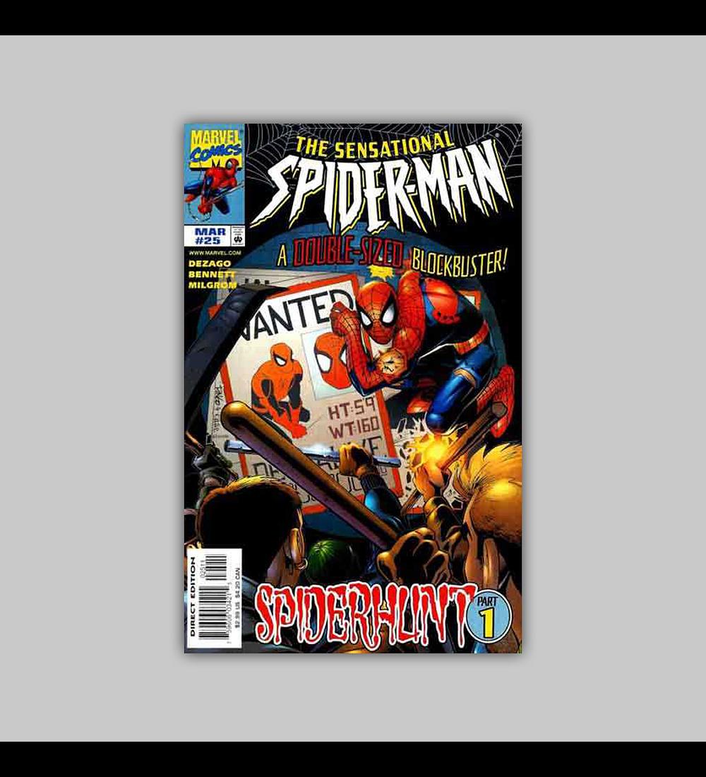 The Sensational Spider-Man 25 2006