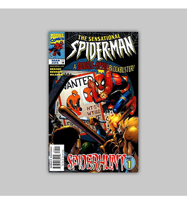 The Sensational Spider-Man 25 2006