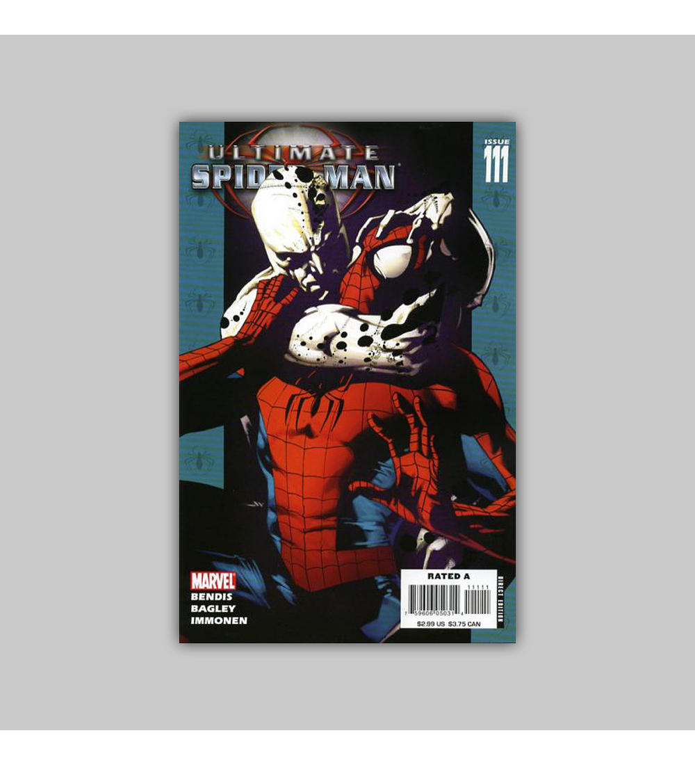 Ultimate Spider-Man 111 2007