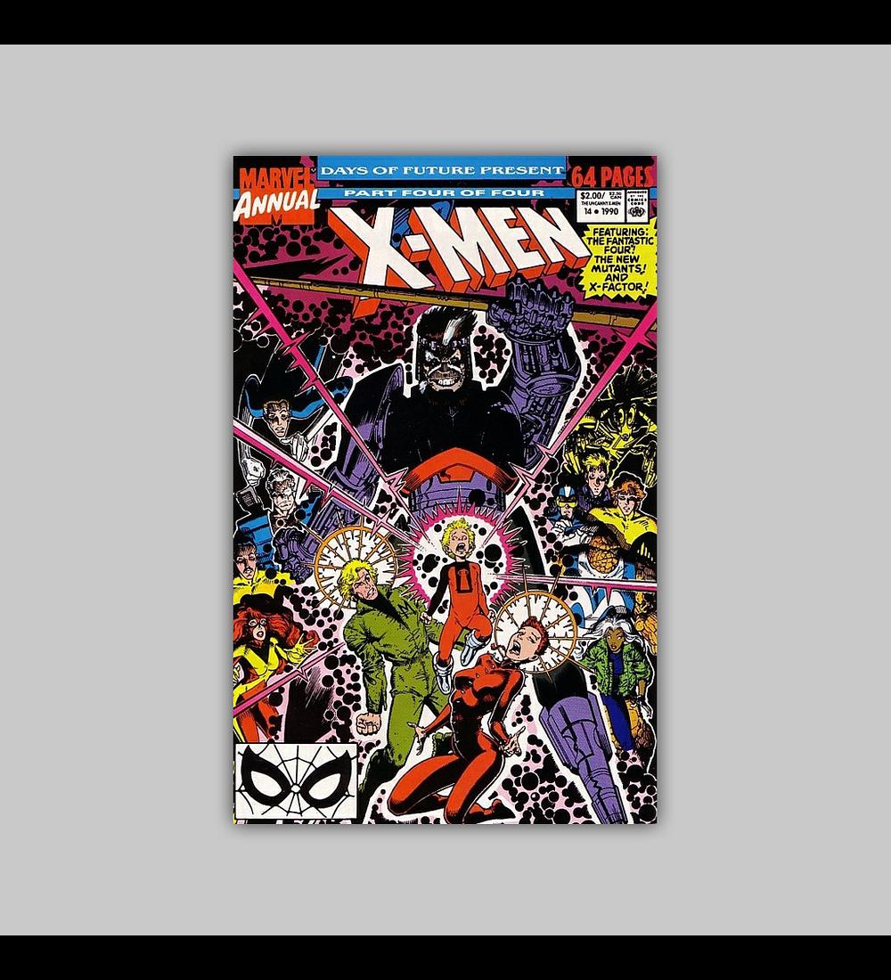 X-Men Annual 14 1990