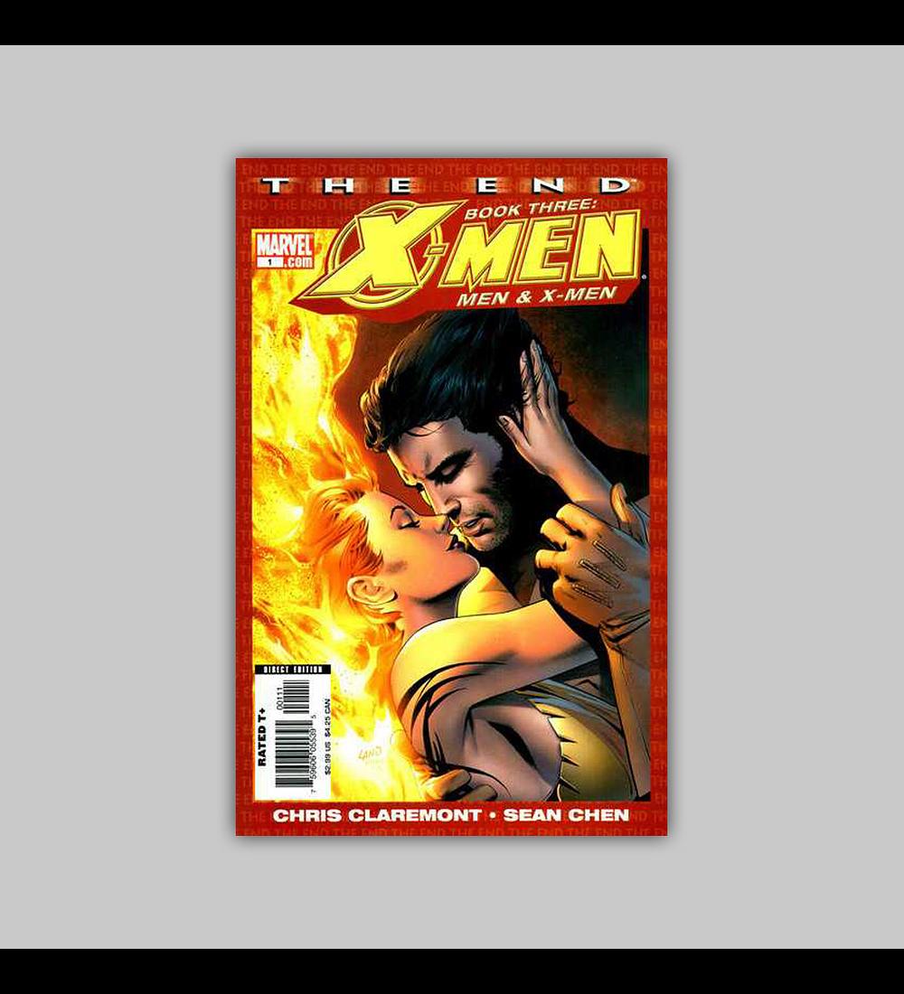 X-Men: The End Book Three - Men and X-Men 1 2006