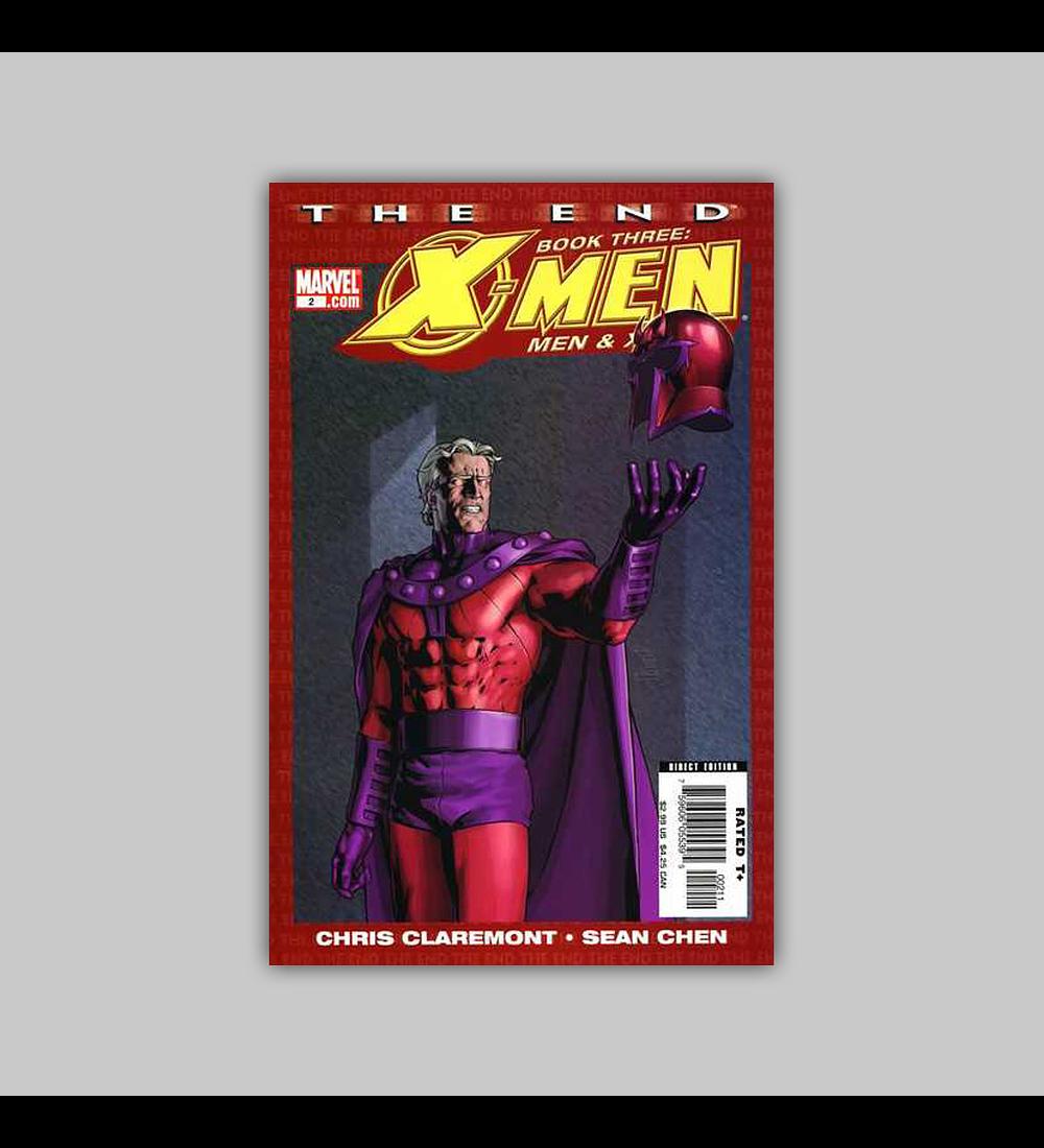 X-Men: The End Book Three - Men and X-Men 2 2006