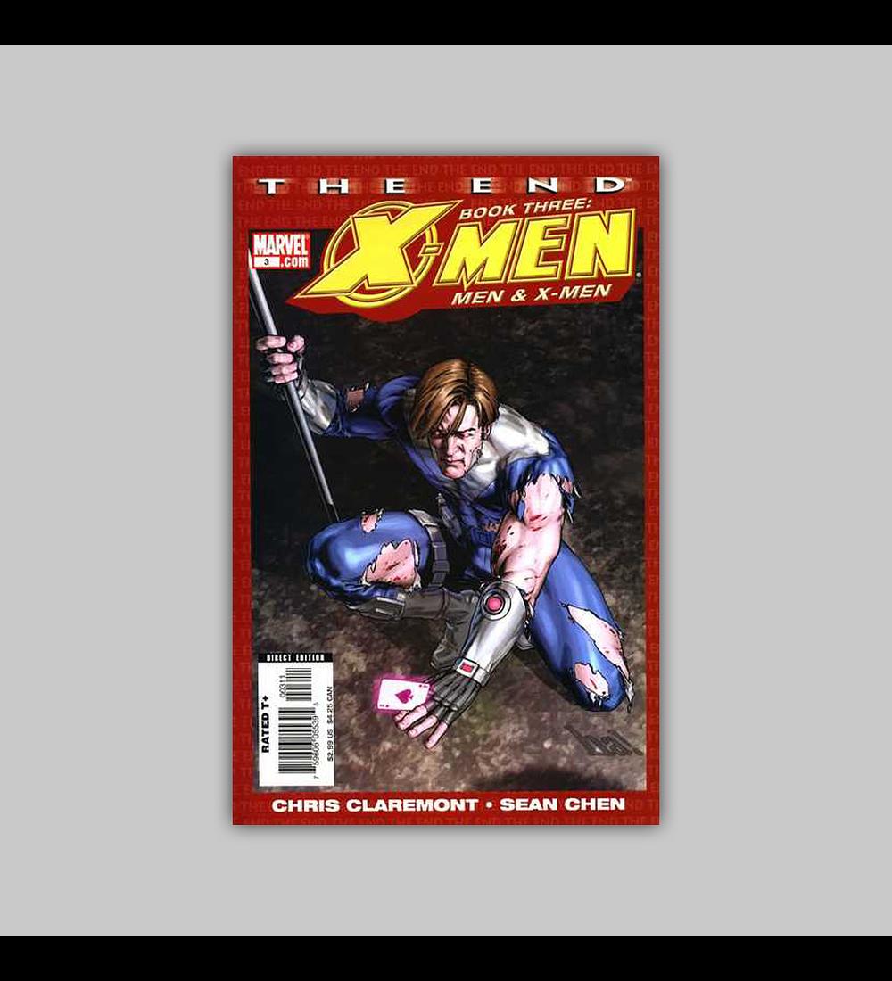 X-Men: The End Book Three - Men and X-Men 3 2006