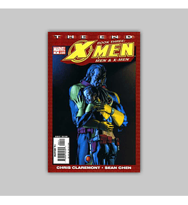 X-Men: The End Book Three - Men and X-Men 4 2006