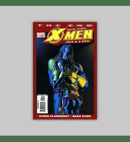 X-Men: The End Book Three - Men and X-Men 4 2006