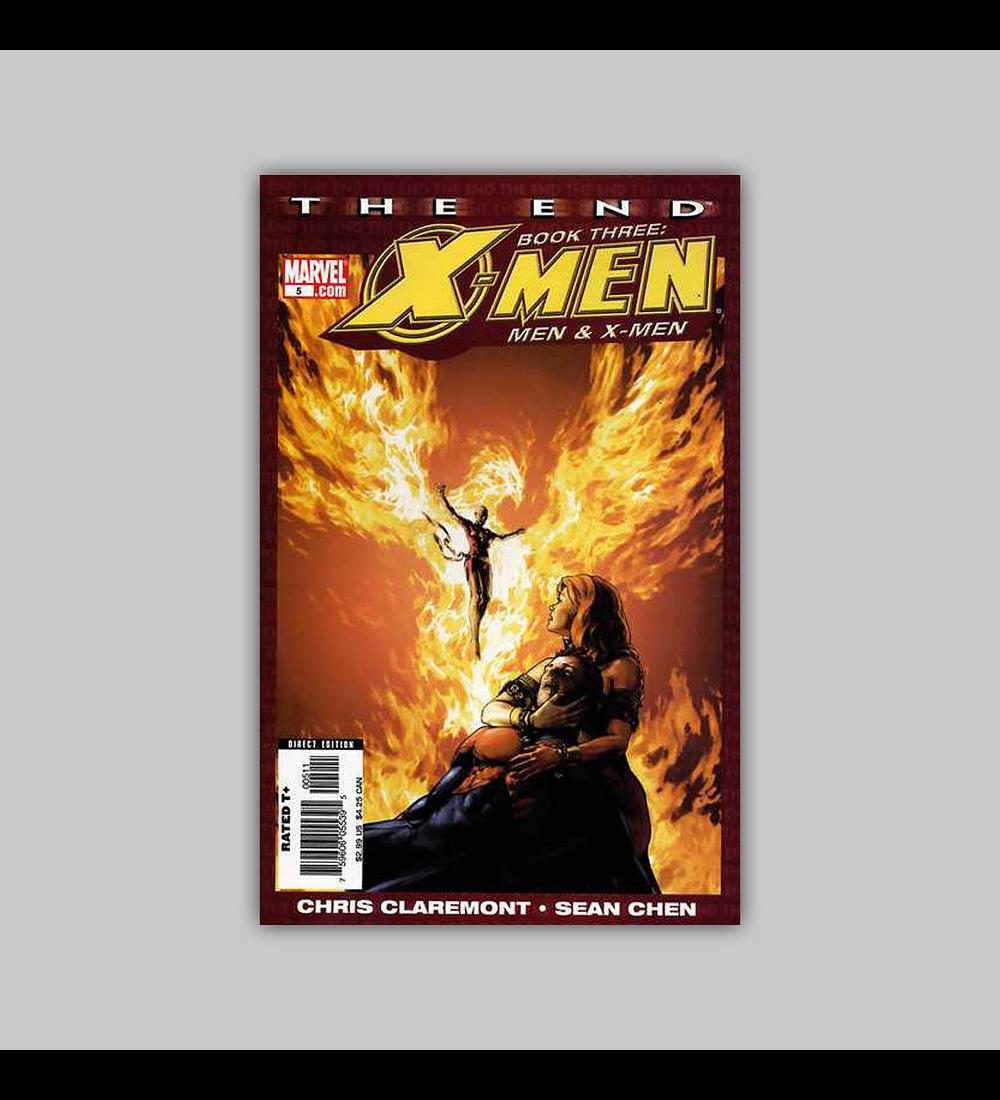 X-Men: The End Book Three - Men and X-Men 5 2006