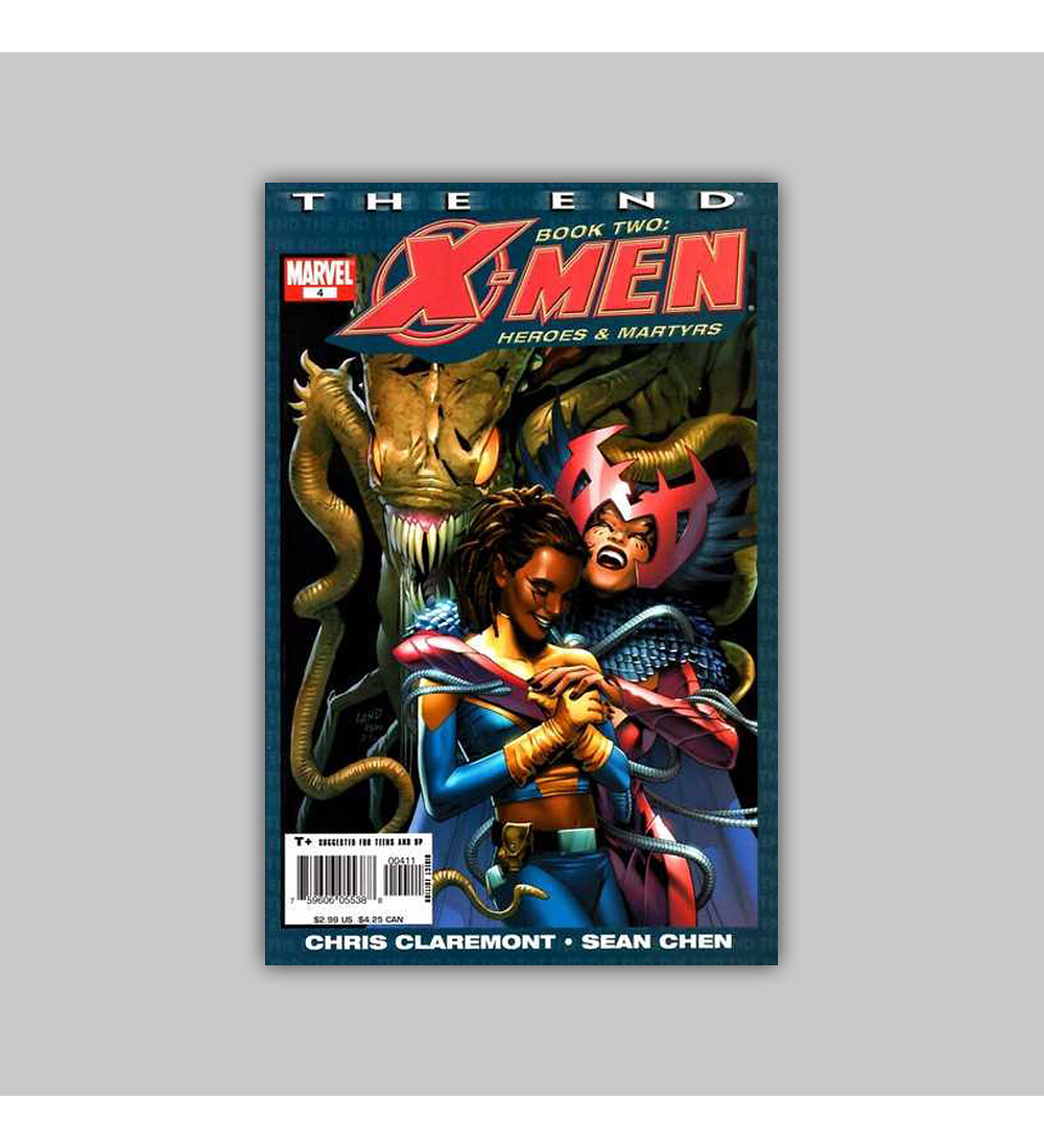 X-Men: The End Book Two - Heroes and Martyrs 4 2005