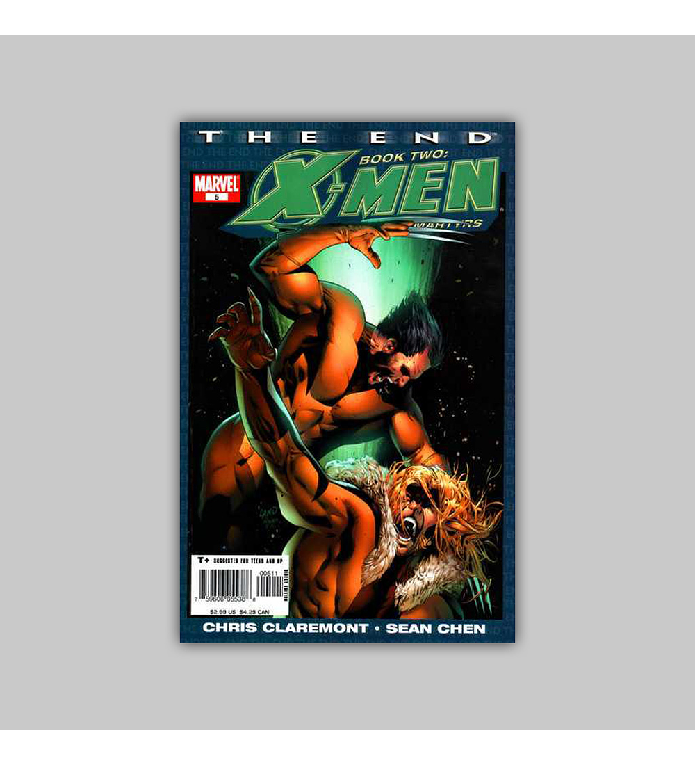 X-Men: The End Book Two - Heroes and Martyrs 5 2005