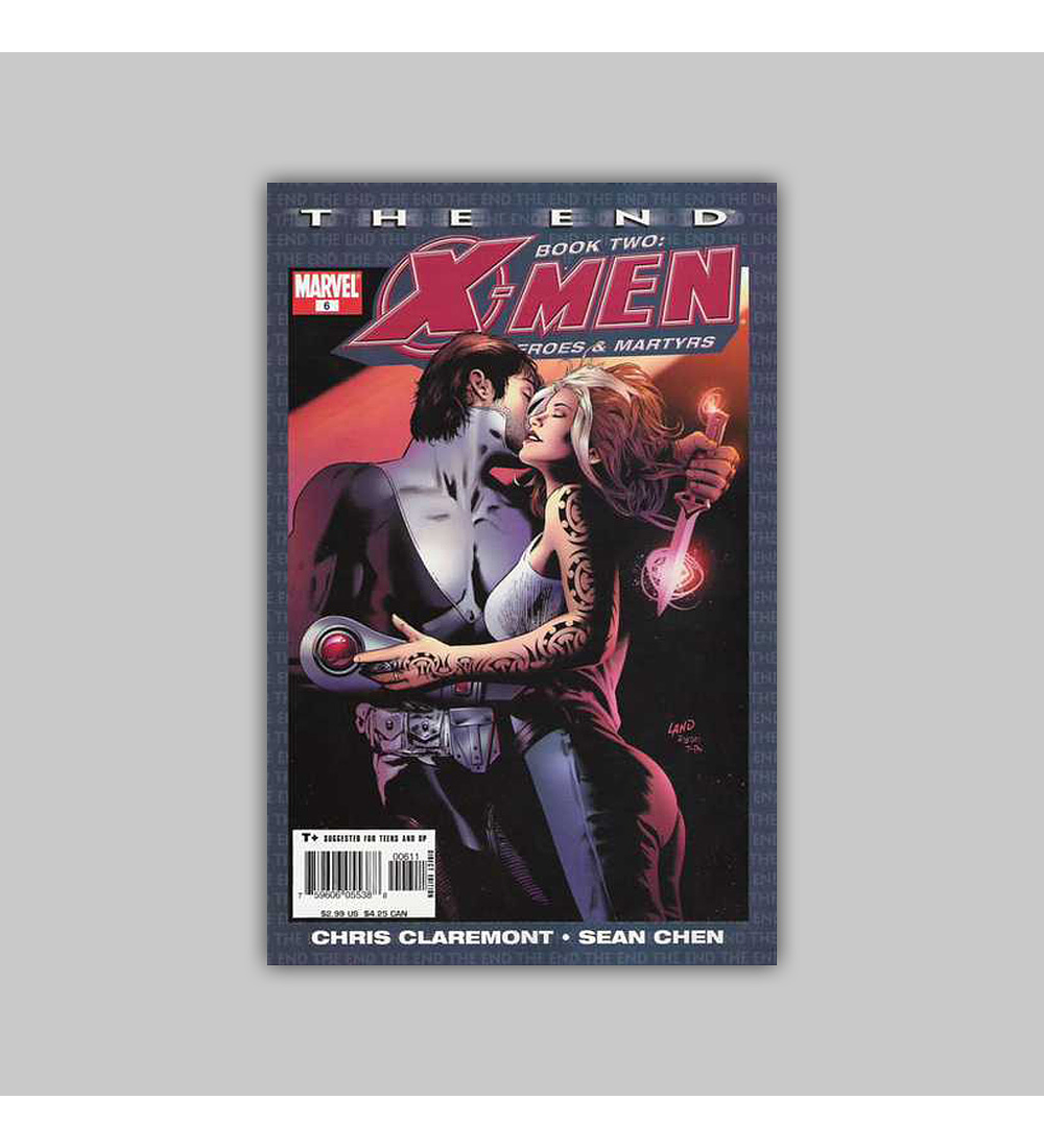 X-Men: The End Book Two - Heroes and Martyrs 6 2005