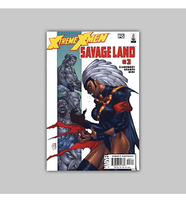 X-Treme X-Men: Savage Land 3 2002