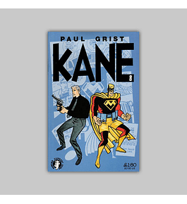 Kane (issues 8, 9 and 10) 1993