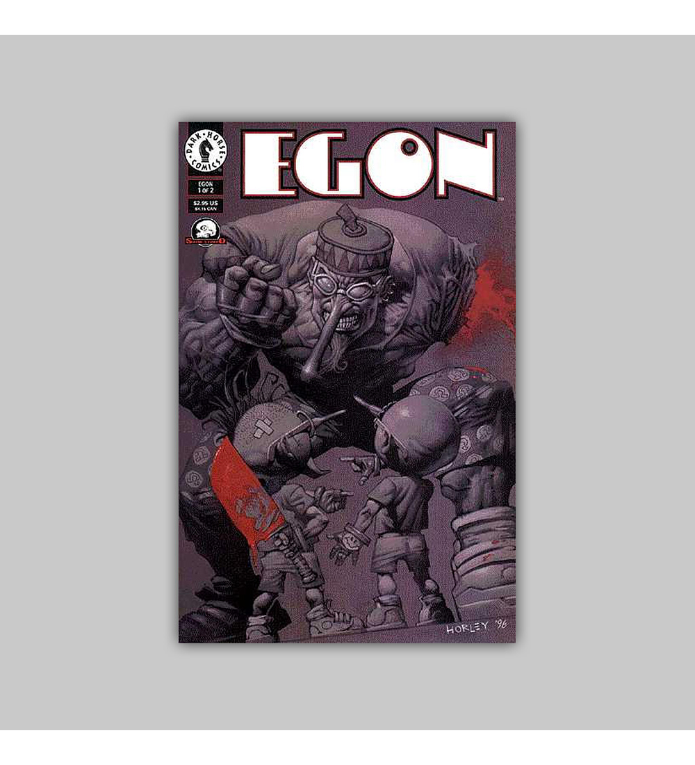 Egon (complete limited series) 1998