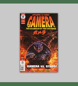 Gamera: The Gardian of the Universe (mini-série completa) 1996