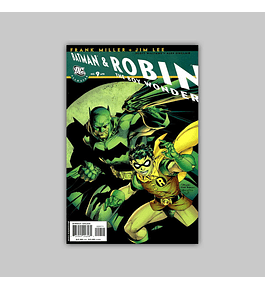 All Star Batman and Robin the Boy Wonder 9 2008