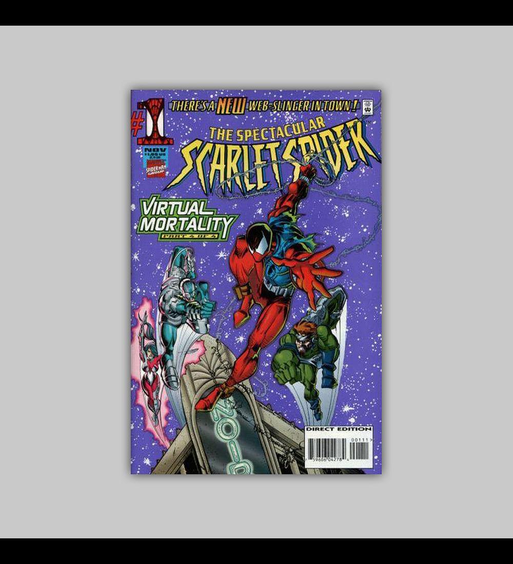 Spectacular Scarlet Spider 1 1996