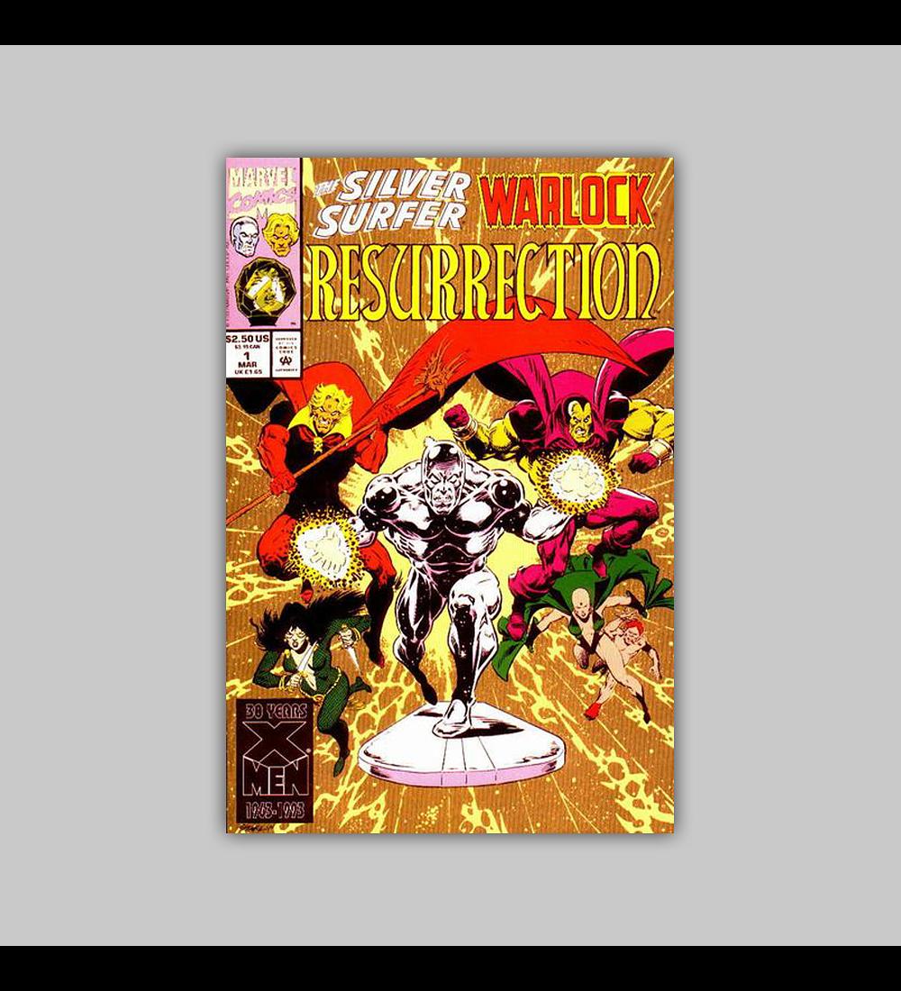 Silver Surfer/Warlock: Resurrection 1 1993