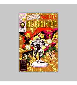 Silver Surfer/Warlock: Resurrection 1 1993