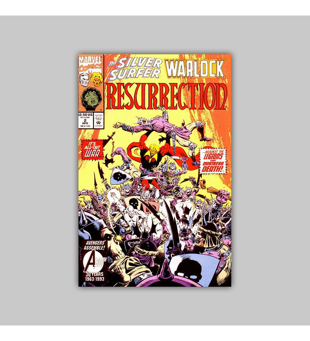 Silver Surfer/Warlock: Resurrection 2 1993