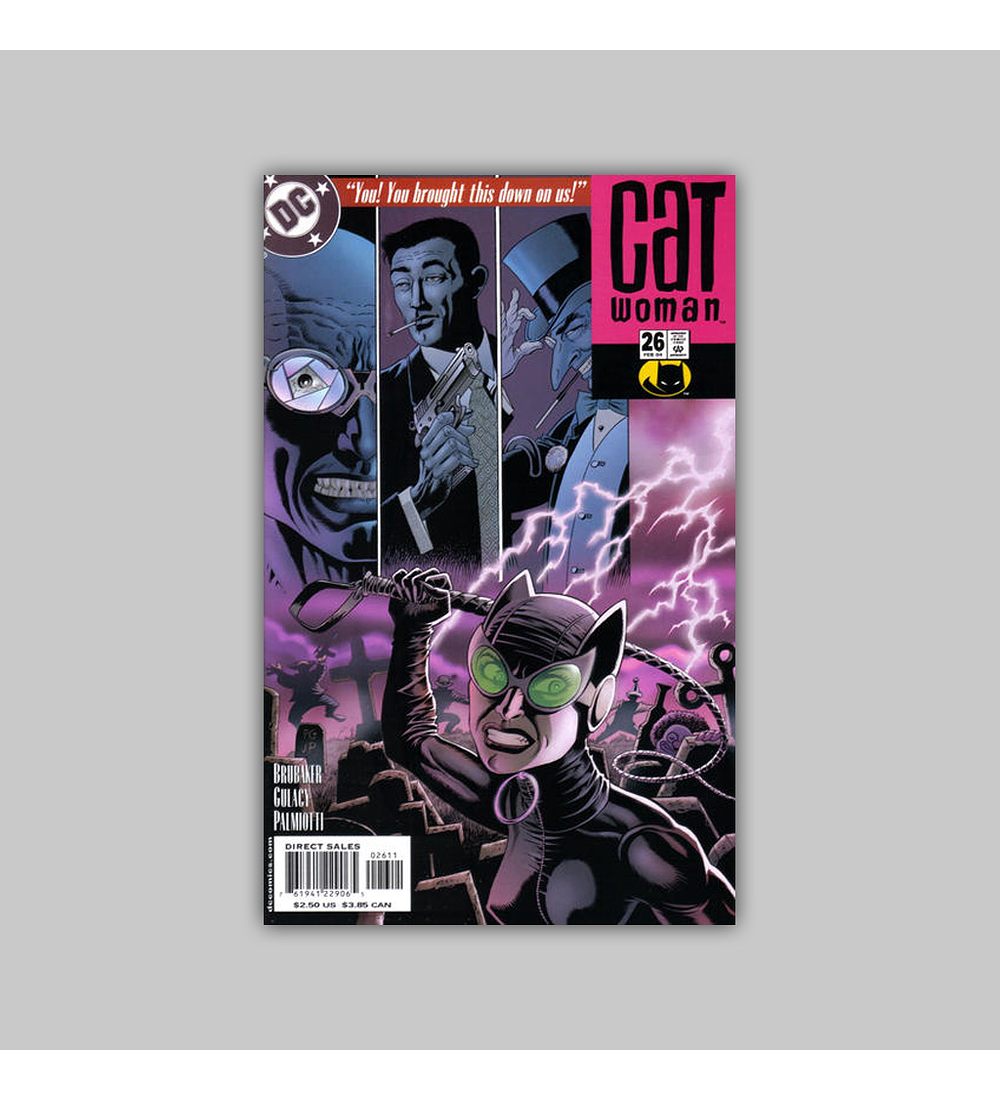 Catwoman (Vol. 2) 26 2004