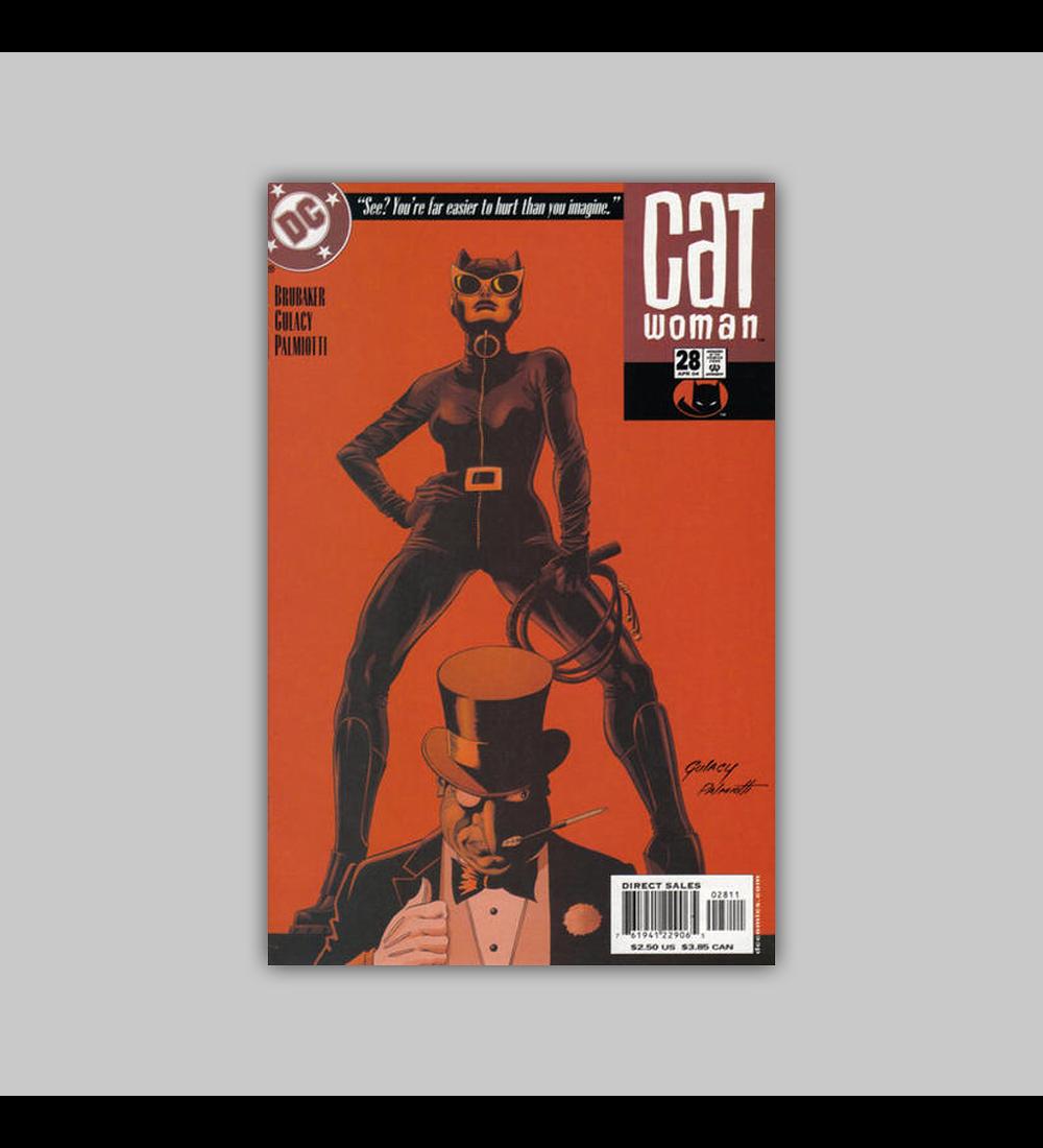 Catwoman (Vol. 2) 28 2004