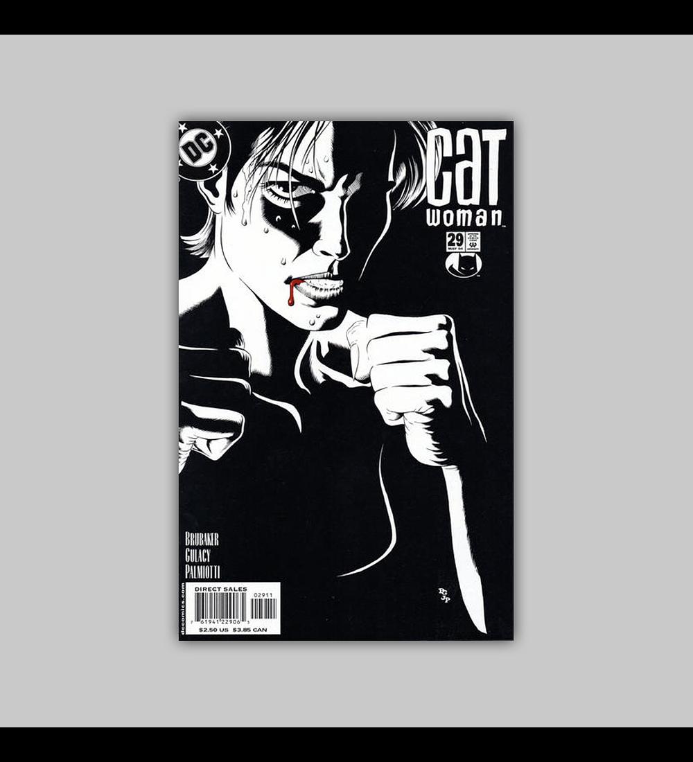 Catwoman (Vol. 2) 29 2004