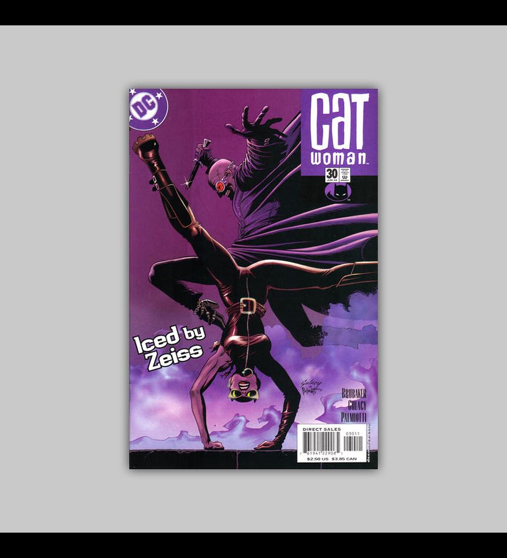 Catwoman (Vol. 2) 30 2004