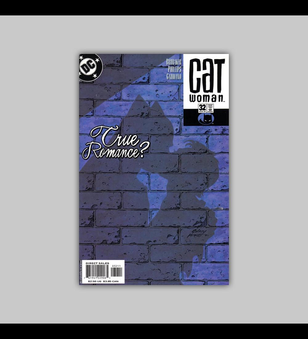 Catwoman (Vol. 2) 32 2004