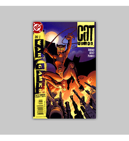 Catwoman (Vol. 2) 36 2004