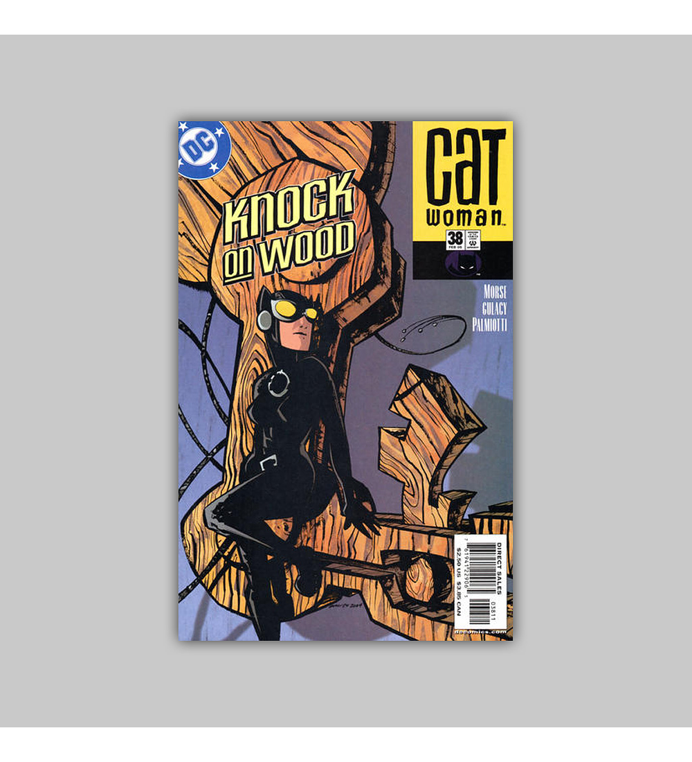 Catwoman (Vol. 2) 38 2005