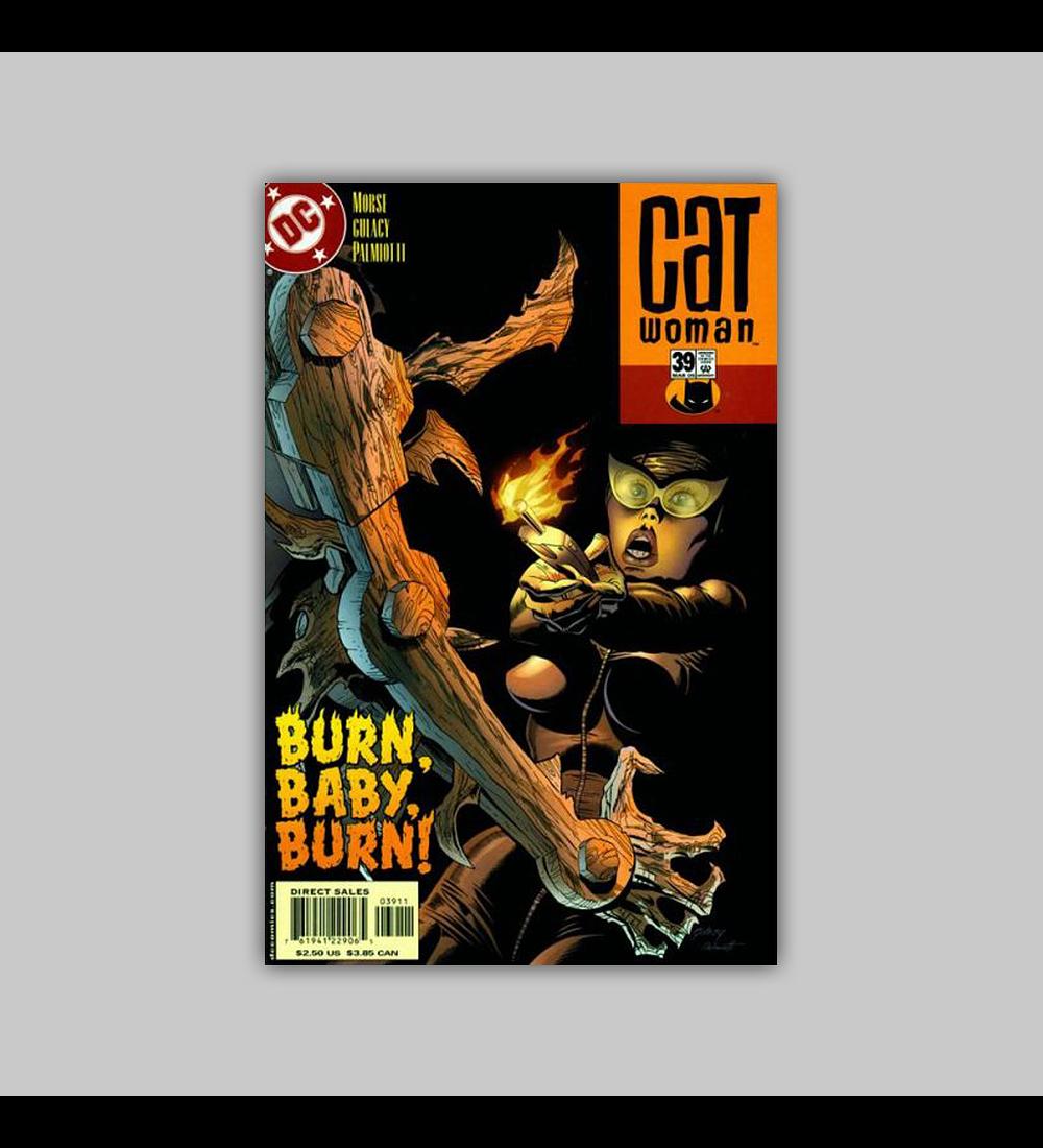 Catwoman (Vol. 2) 39 2005