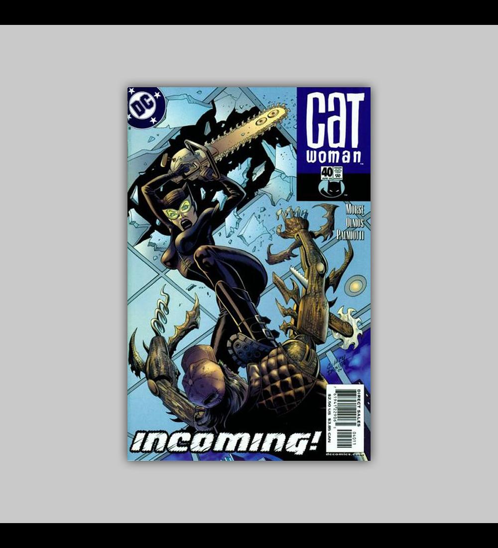 Catwoman (Vol. 2) 40 2005