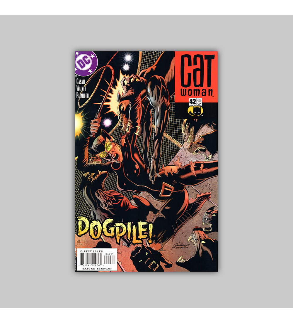 Catwoman (Vol. 2) 42 2005