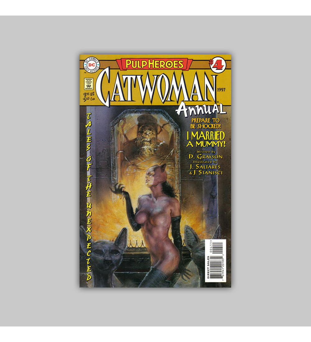 Catwoman Annual 4 1997
