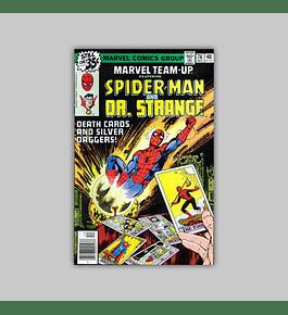 Marvel Team-Up 76 1978