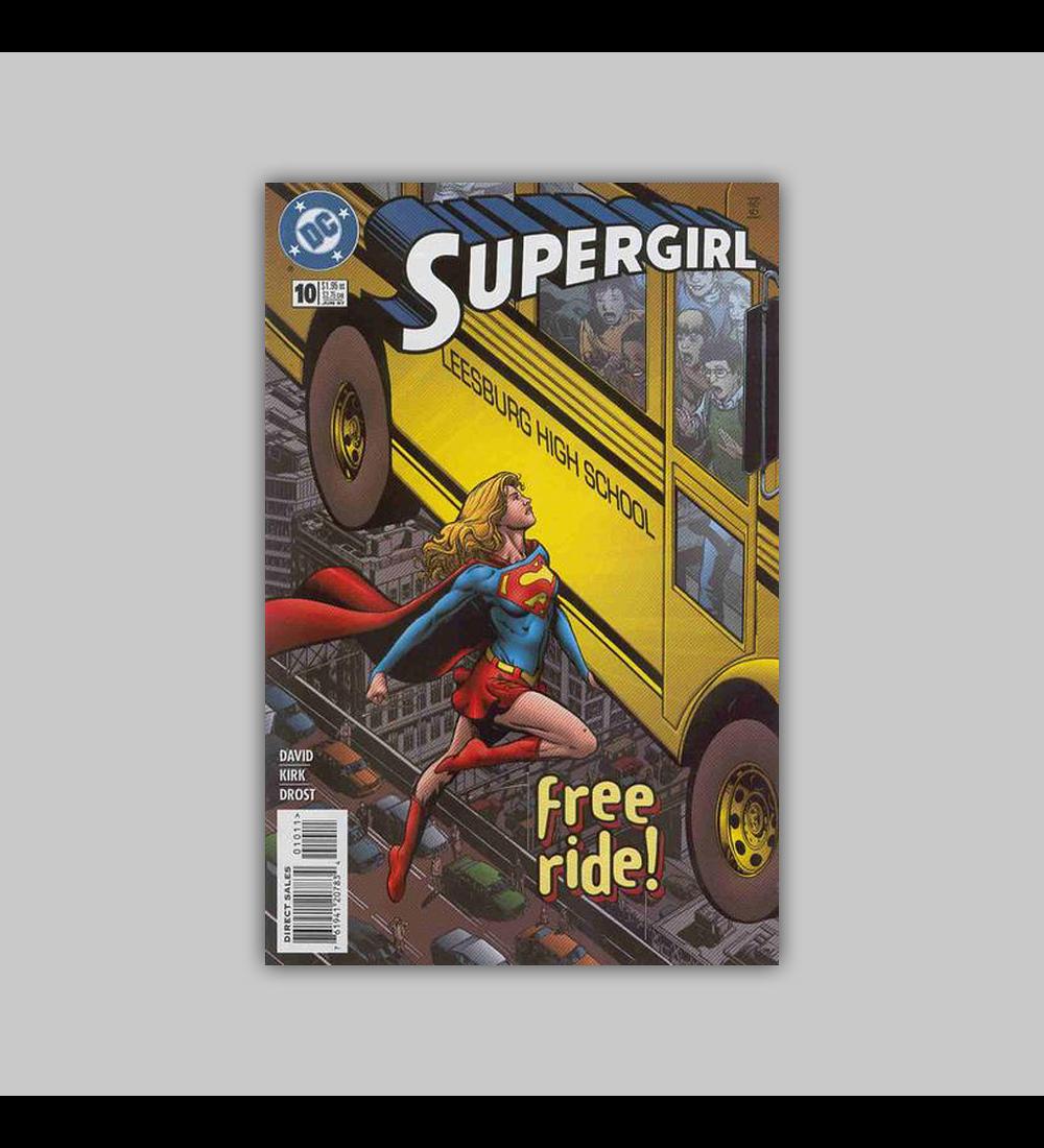 Supergirl 10 1997