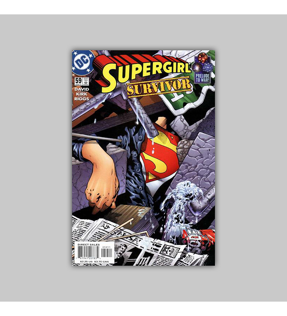 Supergirl 59 2001