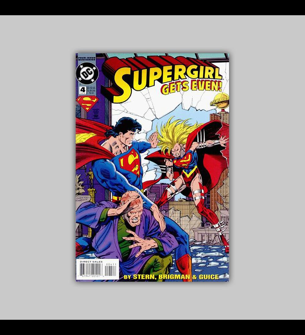 Supergirl Gets Even! 4 1994
