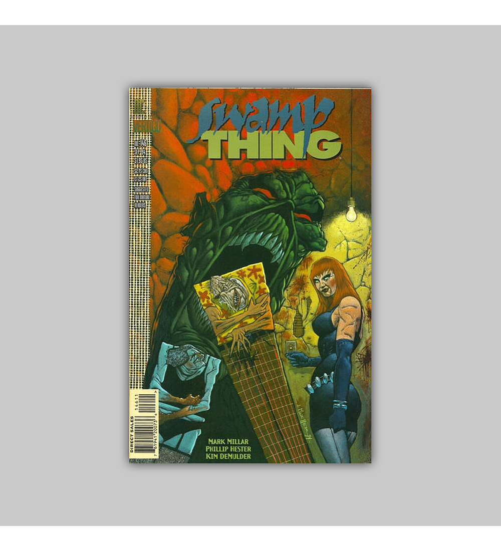 Swamp Thing (Vol. 2) 146 1994
