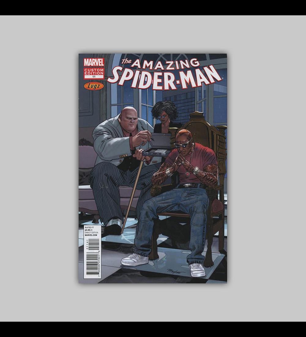 Amazing Spider-Man (Vol. 3) 11 D 2015