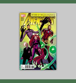 Avengers (Vol. 4) 8 2011
