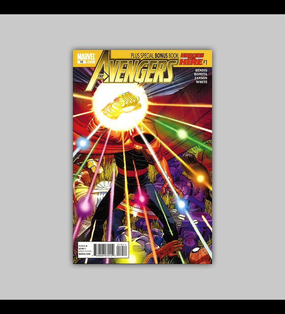 Avengers (Vol. 4) 10 2011