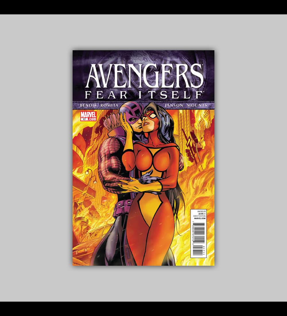 Avengers (Vol. 4) 17 2011