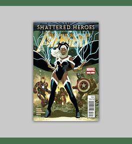 Avengers (Vol. 4) 21 2012