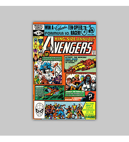 Avengers Annual 10 VF/NM (9.0) 1981