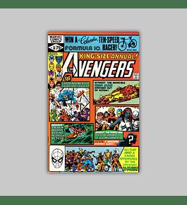 Avengers Annual 10 VF+ (8.5) 1981