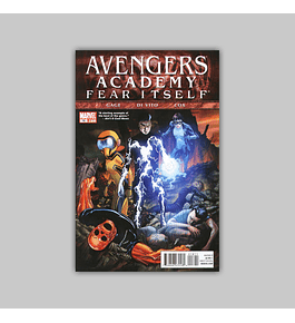 Avengers: Academy 18 2011