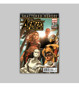 Avengers: Academy 21 2012