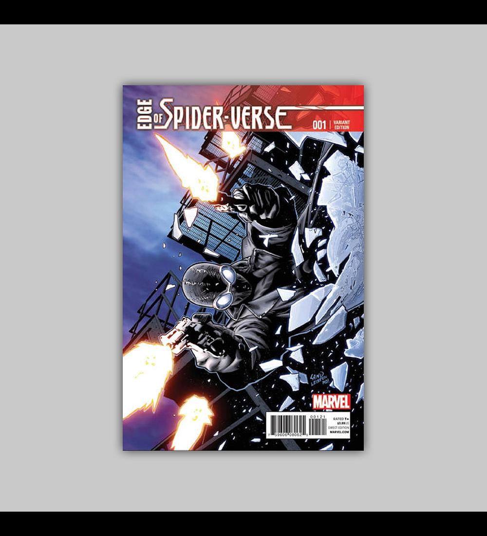 Edge of Spider-Verse 1 B 2014