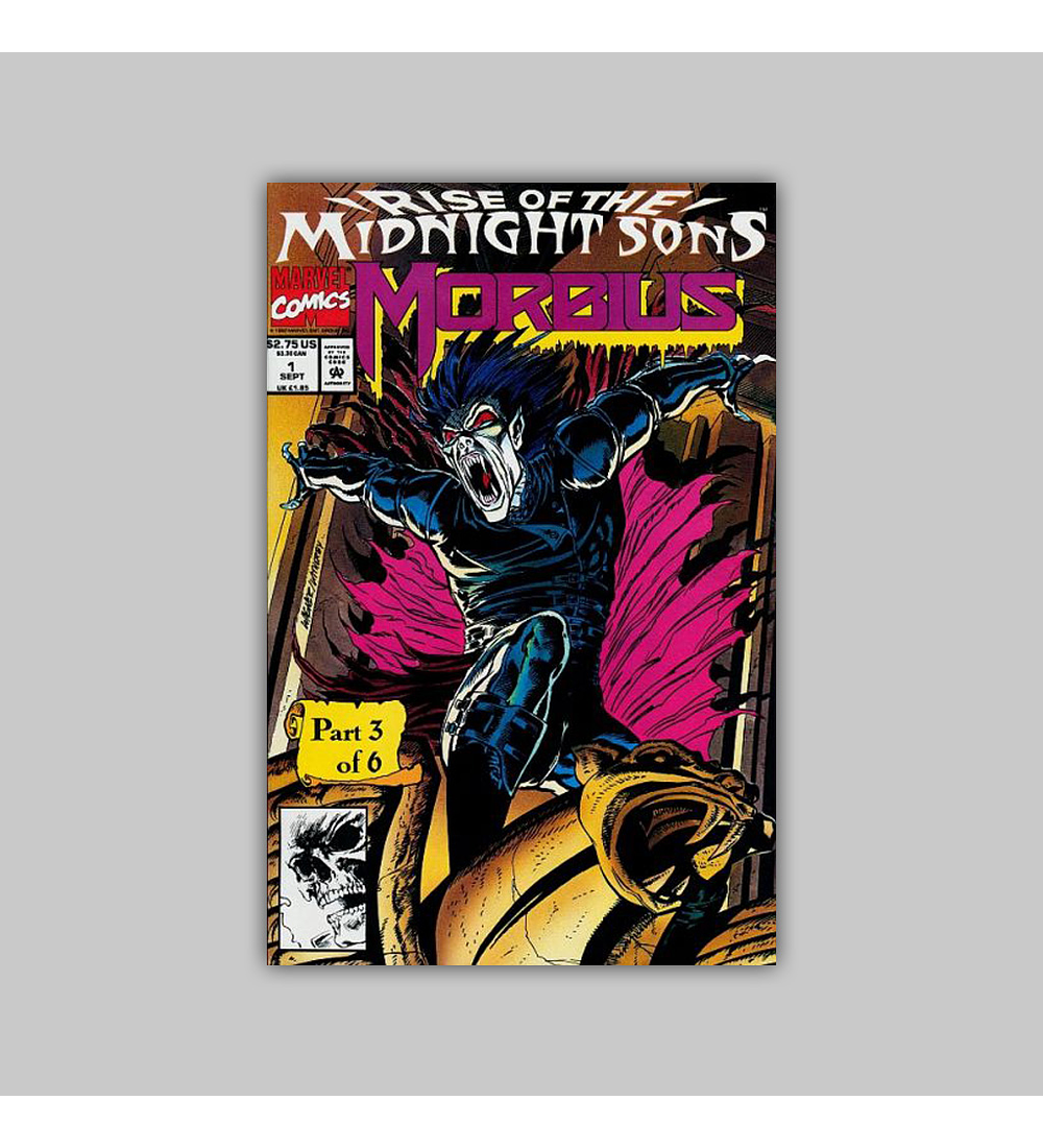 Morbius: The Living Vampire 1 1992